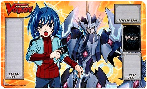 Cardfight!! Vanguard Majesty Lord Blaster OFFICIAL Limited Edition PLAYMAT - 1
