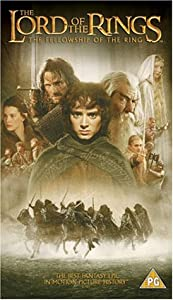 Lord Of The Rings, The: The Fellowship Of The Rings (Theatrical Version) [UK IMPORT] [UK-Import] [VHS]