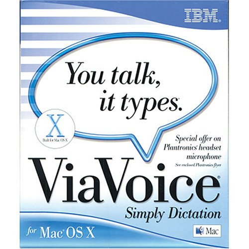 Viavoice Simply Dictation for