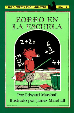 Zorro en la Escuela (Easy-to-Read, Puffin) (Spanish Edition)