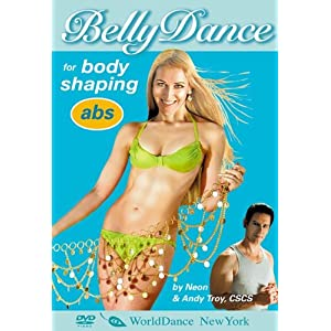Bellydance For Body Shaping: Abs - Belly Dance Fitness Workout
