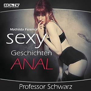 Professor Schwarz (Sexy Geschichten - Anal) Hörbuch