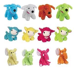 Pet Pals US9213 84 Grriggles Berber Toy Display Refill 84 Pieces Q