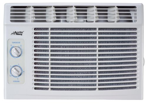 Arctic King MWK-05CMN1-BI7 5,000 BTU Window Air Conditioner With a 9.7 EER