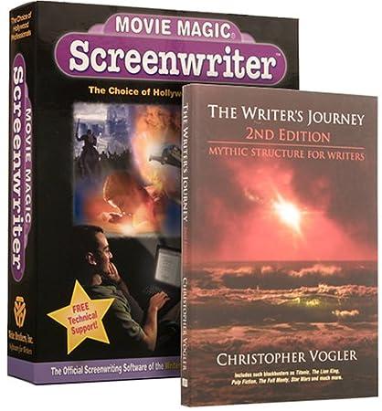 "Movie Magic Screenwriter with Chris Vogler's book, ""The Writer's Journey"""
