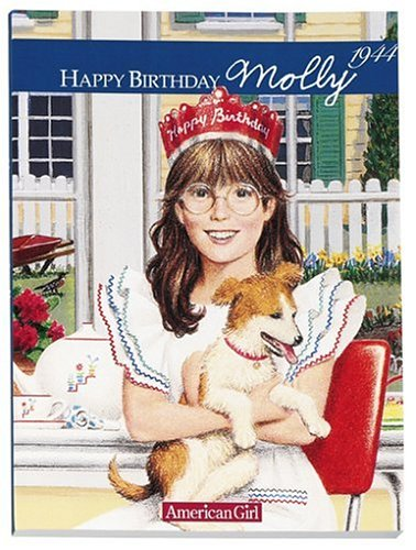 Happy Birthday, Molly: A Springtime Story (American Girls Collection), Valerie Tripp