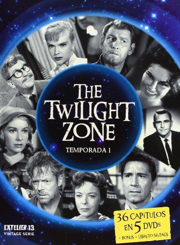 The Twilight Zone (Temporada 1) [DVD]