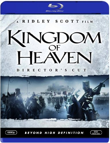 Cover art for  Kingdom of Heaven (Director's Cut) [Blu-ray]