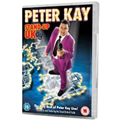 Peter Kay Stand Up Ukay 2007[KVCD][666inc] preview 0
