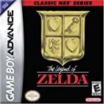 Legend of Zelda Classic NES Series -...