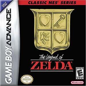 The Legend of Zelda NES Classics