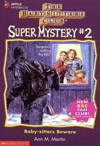 Baby-Sitters Beware (Baby-Sitters Club Super Mystery) front-947101