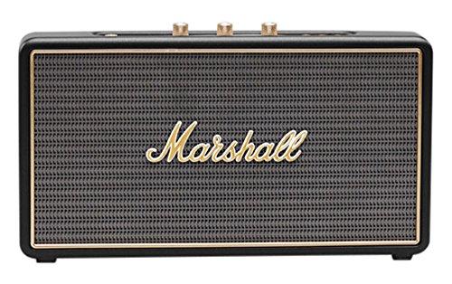 Marshall Stockwell Altoparlante Portatile, Bluetooth, Nero