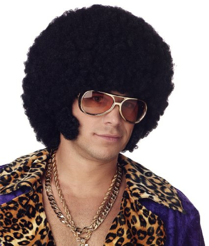 California Costumes Men's Afro Chops Wig