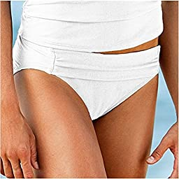 Fashion women\'s briefs swim bottom