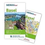 Basel: MERIAN live! - Mit Kartenatlas im Buch und Extra-Karte zum Herausnehmen