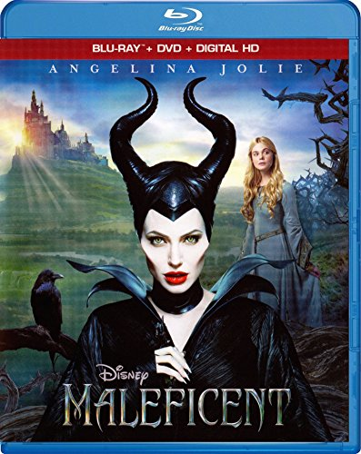 Blu-ray : Maleficent (With DVD, Widescreen, Digital Copy, Digital Theater System, Dubbed)