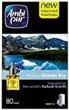 Ambi Pur National Geographic Refill Alaska Glacier Bay 18ml 80 Days Airfreshener