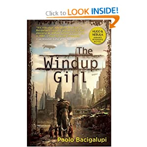 The Windup Girl by