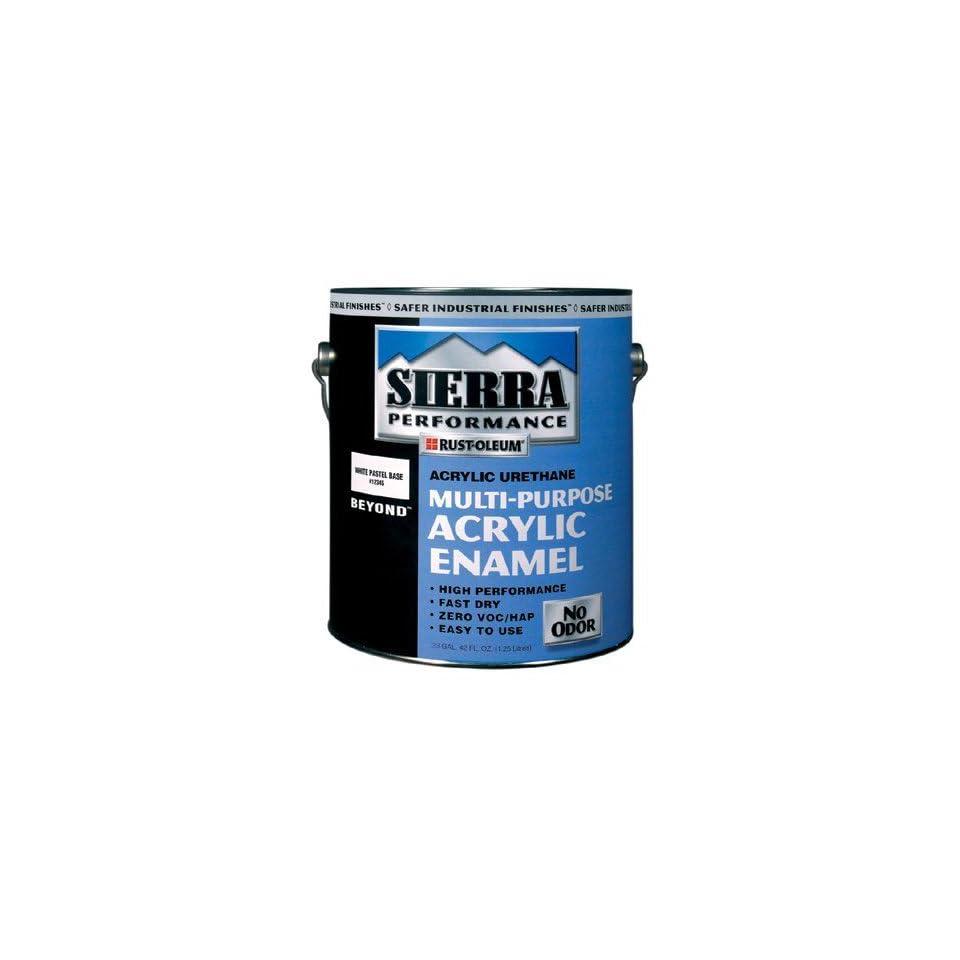 Rust oleum Sierra Performance Beyond Multi Purpose Acrylic Enamels