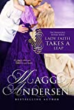 Lady Faith Takes a Leap: The Baxendale Sisters (The Baxendale Sisters Series Book 2)