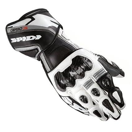Spidi carbo-3Gants Noir/Blanc