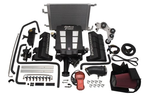 Edelbrock 1532 E-Force Supercharger Kit for 5.7L Chrysler HEMI Engine