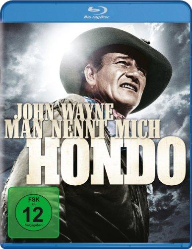 Man nennt mich Hondo [Blu-ray]