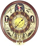Seiko Twelve Melodies Special Collector's Edition Swarovski Crystal Musical Wall Clock