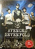 Avenged Sevenfold Live in the LBC (Long Beach Arena) rare new sealed import region free dvd