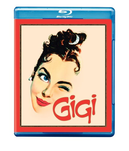 Cover art for  Gigi [Blu-ray]
