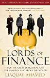 Image of Lords of Finance: 1929, The Great Depression, and the Bankers who Broke the World