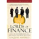 Lords of Finance: 1929, The Great Depression, and the Bankers who Broke the Worldby Liaquat Ahamed