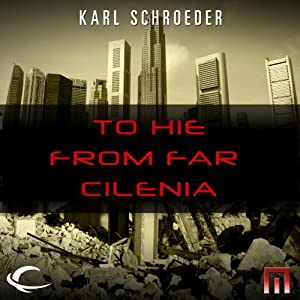 To Hie from Far Cilenia Audiobook