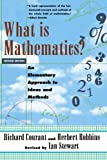 img - for What Is Mathematics? An Elementary Approach to Ideas and Methods book / textbook / text book