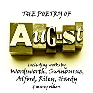The Poetry of August Audiobook
