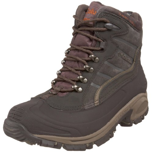 Columbia Sportswear Men's Bugaboot Omni-Heat Winter Boot,Buffalo/Cedar,7 M US