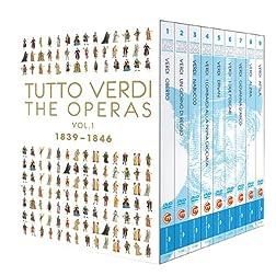 Tutto Verdi Operas, Vol. 1 (1839 - 1846)