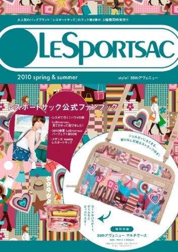 LESPORTSAC 2010 spring&summer style1 35thアヴェニュー
