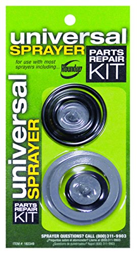 Roundup 182349 Universal Lawn and Garden Sprayer Repair Kit with O-Rings, Seals and Gaskets (Garden Sprayer Parts compare prices)