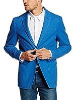 Dirk Bikkembergs Americana Hombre (Azul Royal)