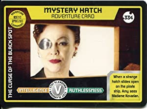 Doctor Who Monster Invasion Extreme Common Card #334 Mystery Hatch