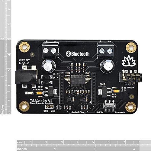 TSA3110A - 2 x 8 Watt Class D Bluetooth 4.0 Audio Amplifier