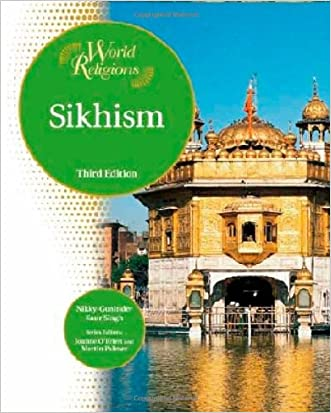 Sikhism (World Religions (Facts on File)) written by Nikky-Guninder Kaur Singh