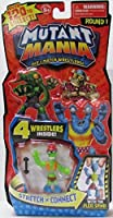 Mutant Mania, Round 1 Figures, 4-Pack (Characters May Vary)