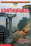Earthquakes: Scholastic Science Readers: Level 2