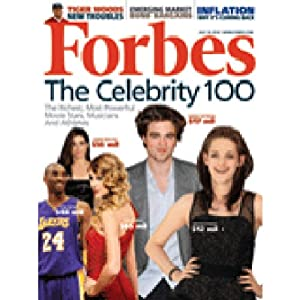 Forbes, July 05, 2010 | [Forbes]