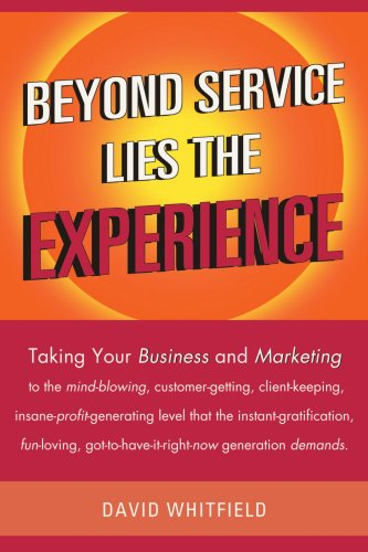 Beyond Service Lies the Experience