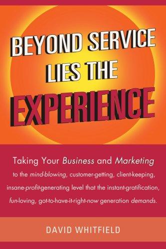 Más allá de servicio se encuentra la experiencia