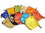 mocotree かわいいラッピング袋 ジュエリー巾着 幸運を呼ぶお祝い袋 20枚セット